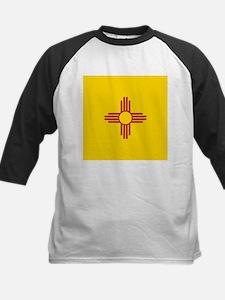 Flag of New Mexico Baseball Jersey