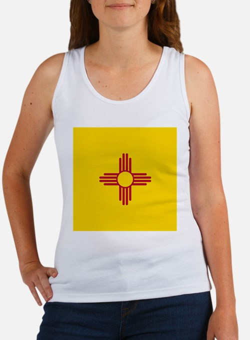 Flag of New Mexico Tank Top