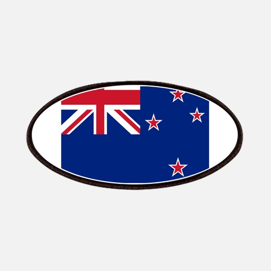 Flag of New Zealand Patches