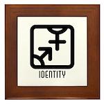 Identity : Both Framed Tile