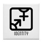 Identity : Both Tile Coaster