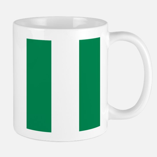 Flag of Nigeria Mugs