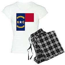 Flag of North Carolina pajamas