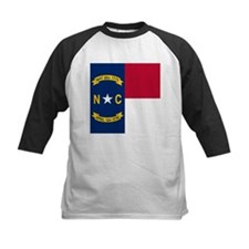 Flag of North Carolina Baseball Jersey