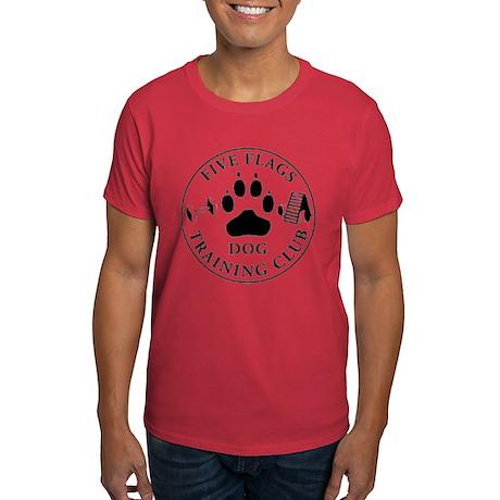 Five Flags Dog Training Club Dark T-Shirt