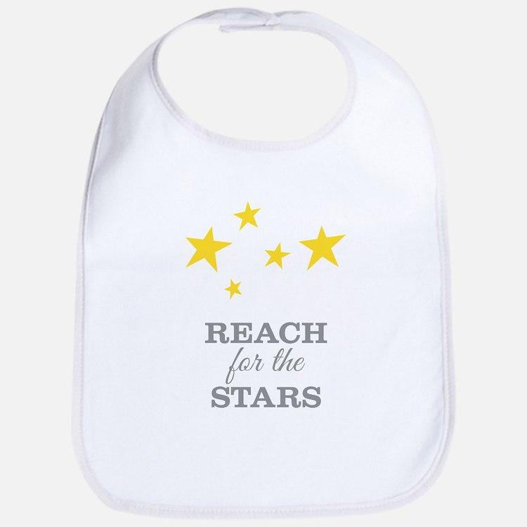 Reach For The Stars Bib