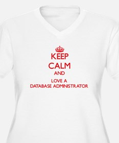 Keep Calm and Love a Database Administrator Plus S