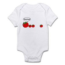 Ketchup! Infant Bodysuit