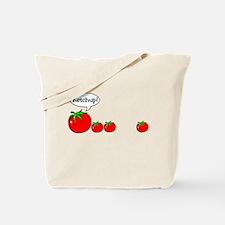 Ketchup! Tote Bag
