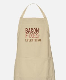 Bacon Fixes Everything Apron