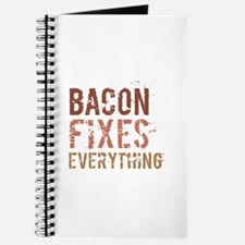 Bacon Fixes Everything Journal