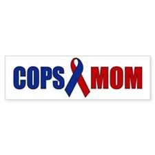 Cops Mom Bumper Bumper Sticker