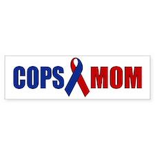 Cops Mom Bumper Bumper Stickers