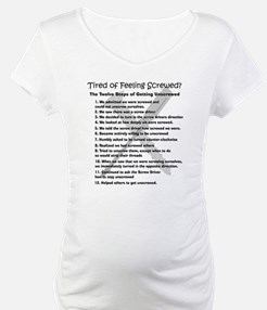 12 Steps for the Screwed Shirt
