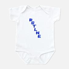 White Infant Bodysuit