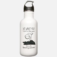Nominating Committee Water Bottle