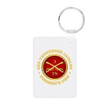 3rd Tennessee Cavalry Keychains