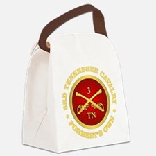 3rd Tennessee Cavalry Canvas Lunch Bag