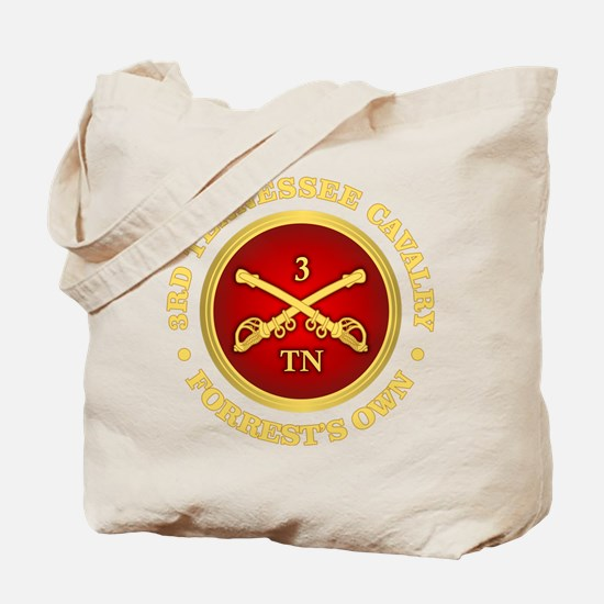 3rd Tennessee Cavalry Tote Bag
