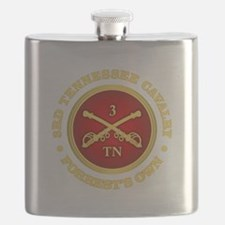 3rd Tennessee Cavalry Flask