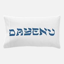 Dayenu Passover Pillow Case
