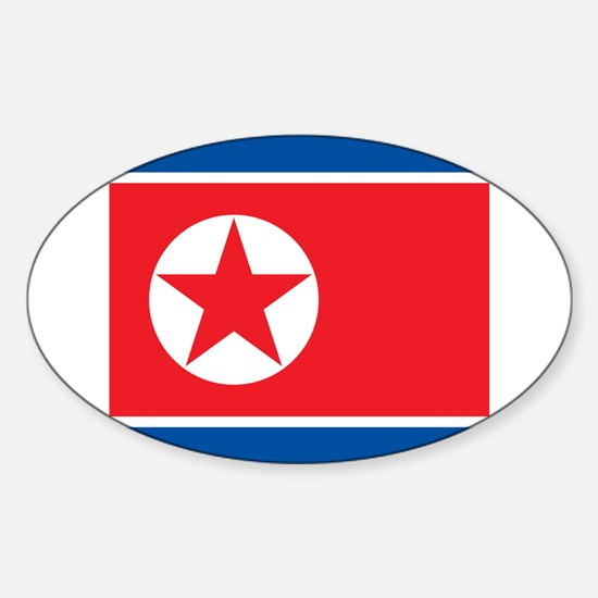 Flag of North Korea Decal