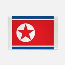 Flag of North Korea Magnets