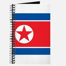 Flag of North Korea Journal