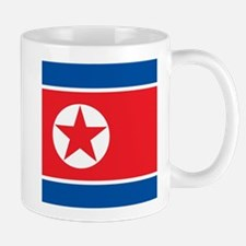 Flag of North Korea Mugs