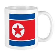 Flag of North Korea Mugs