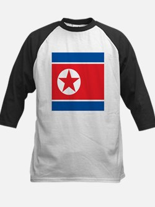 Flag of North Korea Baseball Jersey