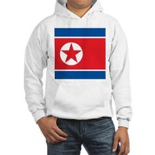 Flag of North Korea Jumper Hoody