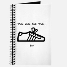 Walk, Talk, Eat Journal