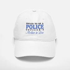 Proud Officer's MIL Baseball Baseball Cap