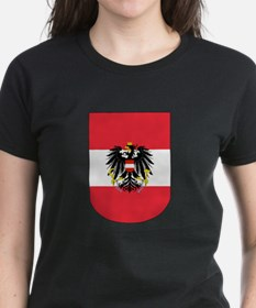 Austrian Coat of arms on Shield T-Shirt