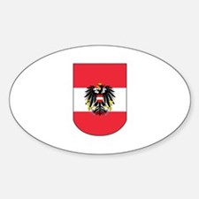Austrian Coat of arms on Shield Bumper Stickers