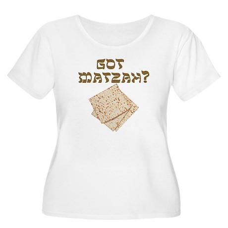 Got Matzah fo Women's Plus Size Scoop Neck T-Shirt