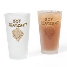 Got Matzah for Passover? Drinking Glass