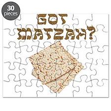 Got Matzah for Passover? Puzzle
