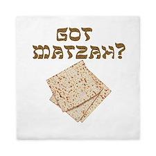 Got Matzah for Passover? Queen Duvet
