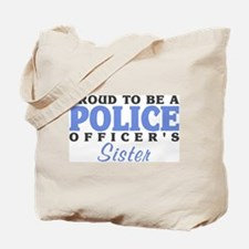 Officer's Sister Tote Bag