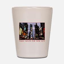New York Souvenir Times Square Gifts Shot Glass