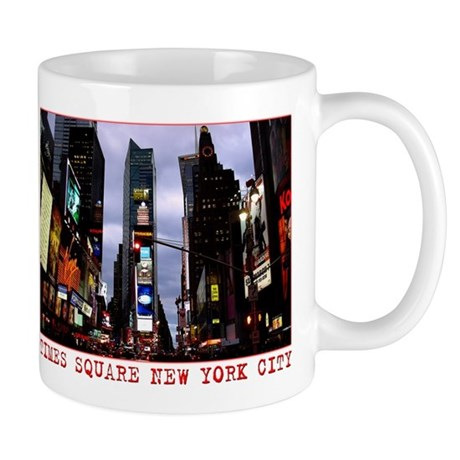 New york souvenir times square gifts mugs by new york gifts for Gifts for new yorkers