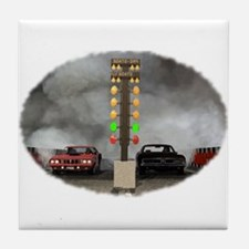 Ultimate Mopar Face Off Tile Coaster