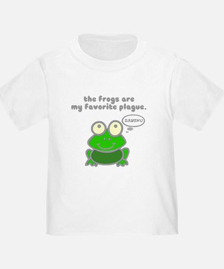 Frog Passover Plague T
