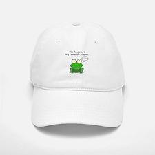 Frog Passover Plague Baseball Baseball Cap