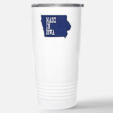 Iowa Travel Mug