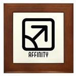 Affinity : Male Framed Tile