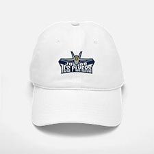 Jr Ice Flyers Plane Logo Baseball Baseball Baseball Cap