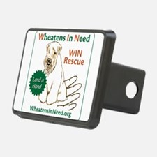 WIN Logo Hitch Cover